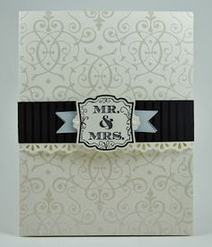 Laura's Works of Heart (using my all time favorite Stampin' Up! Paper!)