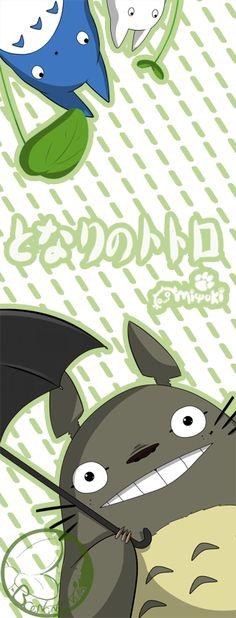 Totoro #studioghibli #cute