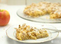 Apfel-Tarte mit Streuseln | Madame Cuisine Rezept