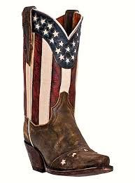 American Flag boots - exact ones from boot barn :((((