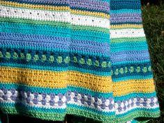 Retired TwoLuLa: blanket