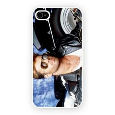 George Michael - Trike iPhone 4 4s and iPhone 5 Case