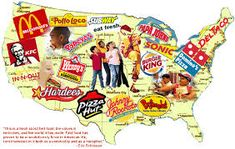 Fast food is very unhealthy and cheap mcdonals and other fast food image result for food in america fandeluxe Choice Image