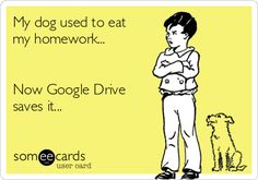 Google Drive Ate My Homework…and Other Excuses That Don't Work – A.J. Juliani