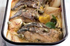 Amur na sardeli Fish Recipes, Sushi, Pork, Turkey, Meat, Fish Food, Seafood, Fish, Recipe
