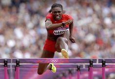 East St. Louis' Harper advances in 100 hurdles  (AP Photo/Anja Niedringhaus)
