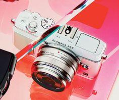 Travel Gadgets: Olympus PEN E-P5