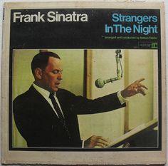 1960s FRANK SINATRA LP Strangers In The Night record