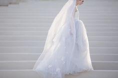 Blue Wedding Dress  Abigail / Bridal Portraits / Fayetteville Wedding Photography  Mallory Berry for MGB Photo, mgbphoto.com