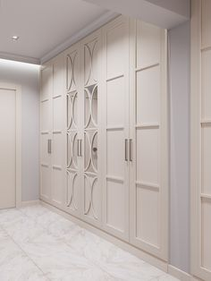 Bedroom Built In Wardrobe, Bedroom Closet Design, Home Room Design, Home Design Decor, House Design, Interior Design, Wardrobe Door Designs, Closet Designs, Dressing Room Design