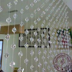 pas cher cristal rideau pour fen tre restaurant de rideau rideau entranceway d coration perle de. Black Bedroom Furniture Sets. Home Design Ideas