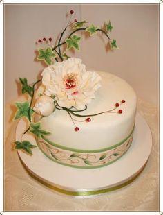Birthday cake  Cake by Sveta