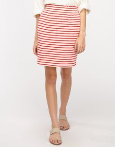 I'm all about a soft summer skirt right now.