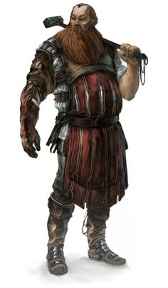 View an image titled 'Blacksmith Art' in our Assassin's Creed: Brotherhood art gallery featuring official character designs, concept art, and promo pictures. Fantasy Warrior, Fantasy Rpg, Medieval Fantasy, Pathfinder Character, Pathfinder Rpg, Character Concept, Character Art, Concept Art, Character Design