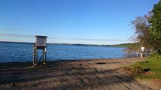 Road Trip Canada jour 2 Le lac de Brome