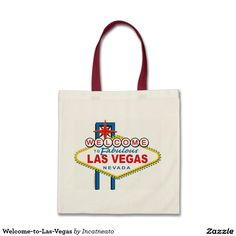 Shop Welcome to Fabulous Las Vegas Large Tote Bag created by Incatneato. Personalize it with photos & text or purchase as is! Lucky In Love, Las Vegas Nevada, Corporate Gifts, Design Your Own, Welcome, Cotton Canvas, Reusable Tote Bags, Fun Art, Accessories