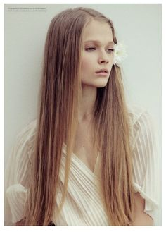 The Shabby Labels - Fashion Blog: #3 Fashion Inspirations... make up & hair style