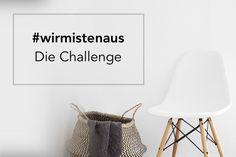 #wirmistenaus - Wie man am besten mit dem Aufräumen und Ausmisten beginnt & Einladung zur Challenge - Fräulein im Glück
