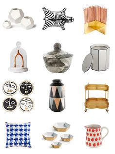 Enter to win $200 to shop @waitingonmartha's chic selection of home decor, entertaining, and accessories via @thouswellblog