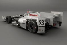 2015 Honda IndyCar aero kit unveiled, and it's nuts  - RoadandTrack.com