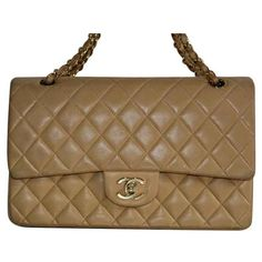 66a969c0e366 22 Best Chanel jumbo caviar gold images | Chanel handbags, Beige ...