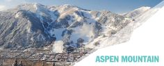 #AspenMountain. The famous (or infamous) black-diamond terrain has kept them on the map since 1947. Inbounds you'll get a variety of glades, bumps and steeps. For an out-of-bounds experience, Aspen Mountain Powder Tours will hook you up with fresh tracks on the backside. While the mountain hasn't changed much, you'll appreciate the new gondola, great views & food at the #Sundeck at the summit and #AjaxTavern at the base, where the après rivals the skiing and snowboarding.