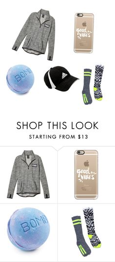 """Untitled #60"" by hcampbell-1 ❤ liked on Polyvore featuring Casetify and adidas"