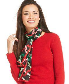 Echo Christmas Ribbons Wrap | #christmas #fashion #style #holiday #xmasfashion #xmas