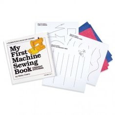 And another sewing book.