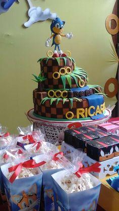 SONIC Birthday Party Ideas