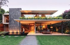 Residence in Mexico City by JJRR Arquitectura