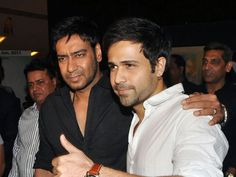 Milan Luthria had directed 'Once Upon A Time In Mumbaai' which had Ajay Devgn and Emraan Hashmiin the lead roles. Both the