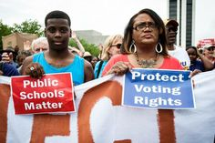 Protect Voting Rights!