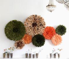Autumn Inspired Juju Hat Cluster