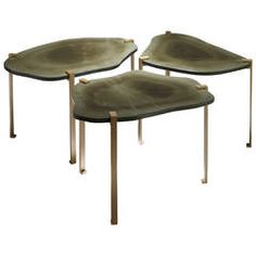 Turtle Side Tables