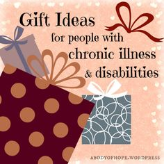 Gift Ideas for friends chronic illness and disabilities #spoonie Holiday shopping guide