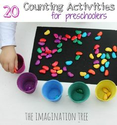 20 counting activities and games for preschoolers