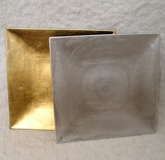 Square Charger Plates