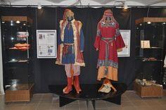Slavic Rus attire early period found here: http://sashka-nsk.livejournal.com/37056.html