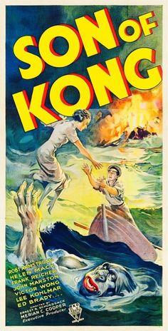 'Son of Kong' (1933) ...