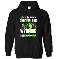 RHODE ISLAND-WYOMING Xmas 01Lime - #oversized tee #tee aufbewahrung. PURCHASE NOW => https://www.sunfrog.com/States/RHODE-ISLAND-2DWYOMING-Xmas-01Lime-Black-Hoodie.html?68278