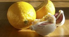 limon y ajo para eliminar piojos y liendres