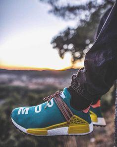 Pharrell x adidas Originals NMD Human Race Trail