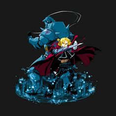 Shop ALCHEMIST BROTHERS fullmetal t-shirts designed by opawcreate as well as other fullmetal merchandise at TeePublic. Case Iphone 6s, Thing 1, Fullmetal Alchemist Brotherhood, Laptop Sleeves, Cool Designs, Illustration Art, Manga, Art Prints, Cool Stuff