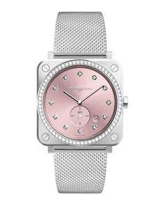 La montre NovaRosa de Bell & Ross