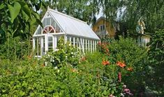 Greenhouse made of old windows Porch Gazebo, Old Windows, Outdoor Living, Bloom, House, Garden Ideas, Porches, Decks, Outdoors