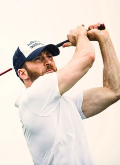 Chris Evans | He plays golf too, he is perfect <3<3<3 -B.R.