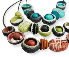 Hollowed beads revisited – Polymer Clay Daily