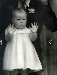 Baby Norma Joyce glover