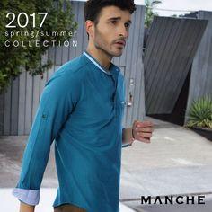 Yazı keten şıklığıyla karşılayın! Hem rahat hem de şık keten gömleklerle gününüzü güzel tamamlayın. 👉 http://www.manche.com.tr/koleksiyon/yaz-koleksiyonu/hakim-yaka-slimfit-gömlek-petrol